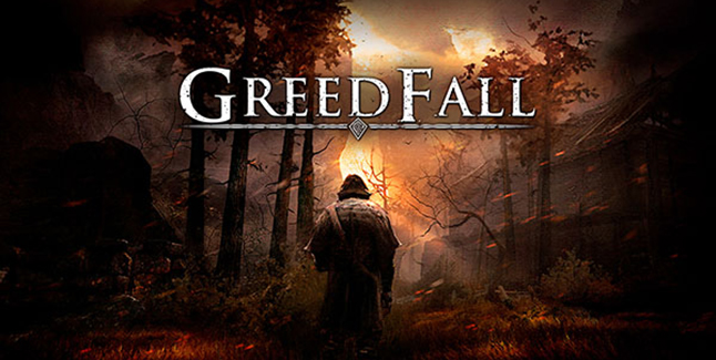 GreedFall Banner