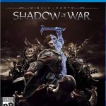 Middle-earth: Shadow of War PS4 Box Art