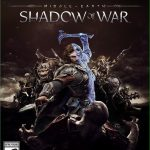 Middle-earth: Shadow of War Xbox One Box Art