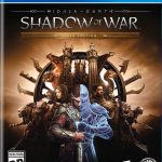 Middle-earth: Shadow of War Gold Edition PS4 Box Art