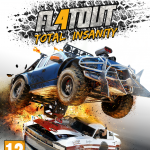 FlatOut 4: Total Insanity PS4 Boxart