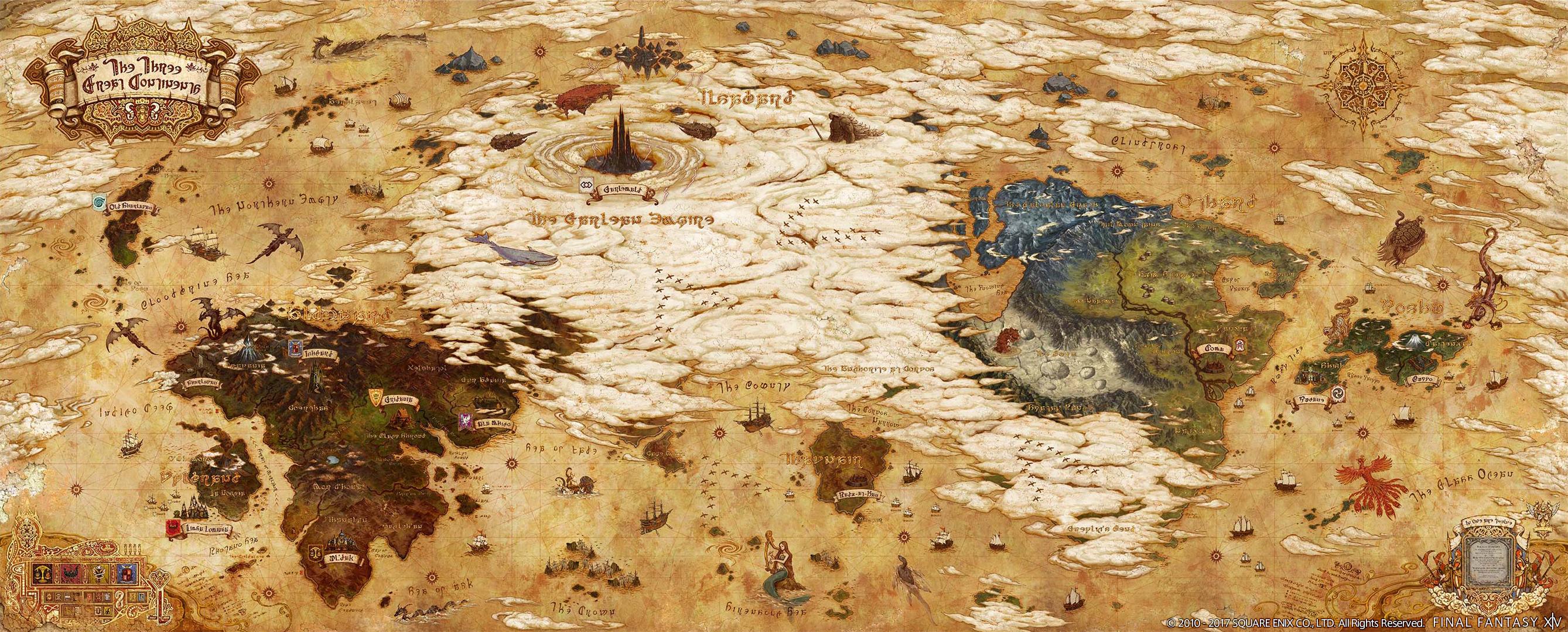 Final Fantasy XIV: Stormblood Image 1