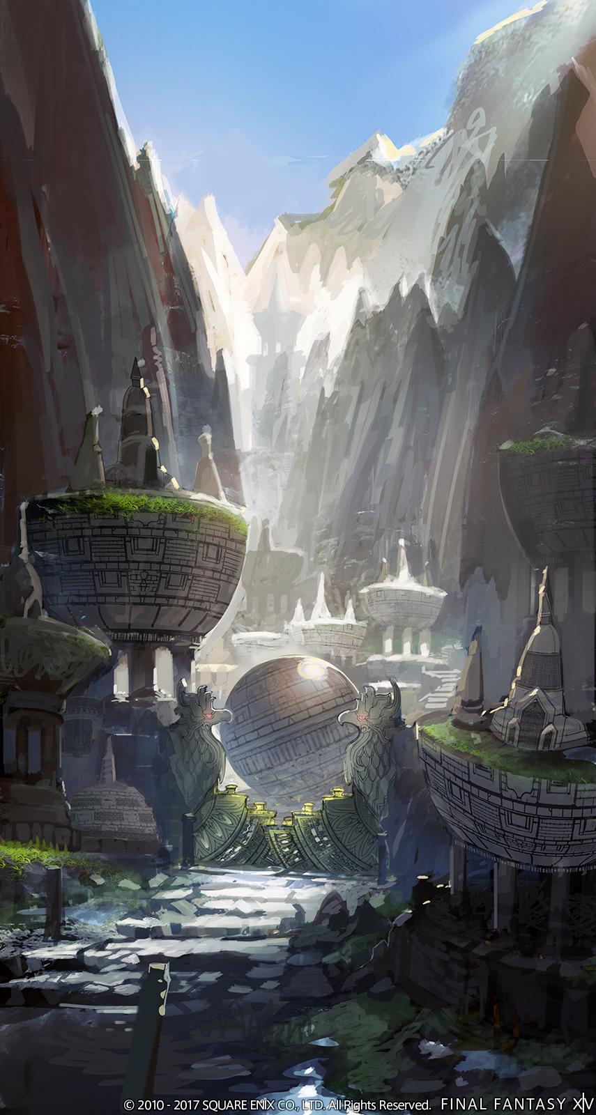 Final Fantasy XIV: Stormblood Image 6