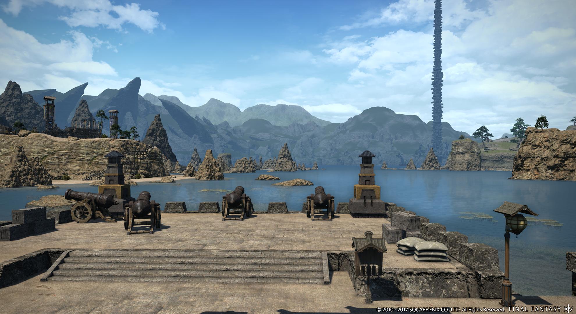 Final Fantasy XIV: Stormblood Image 11