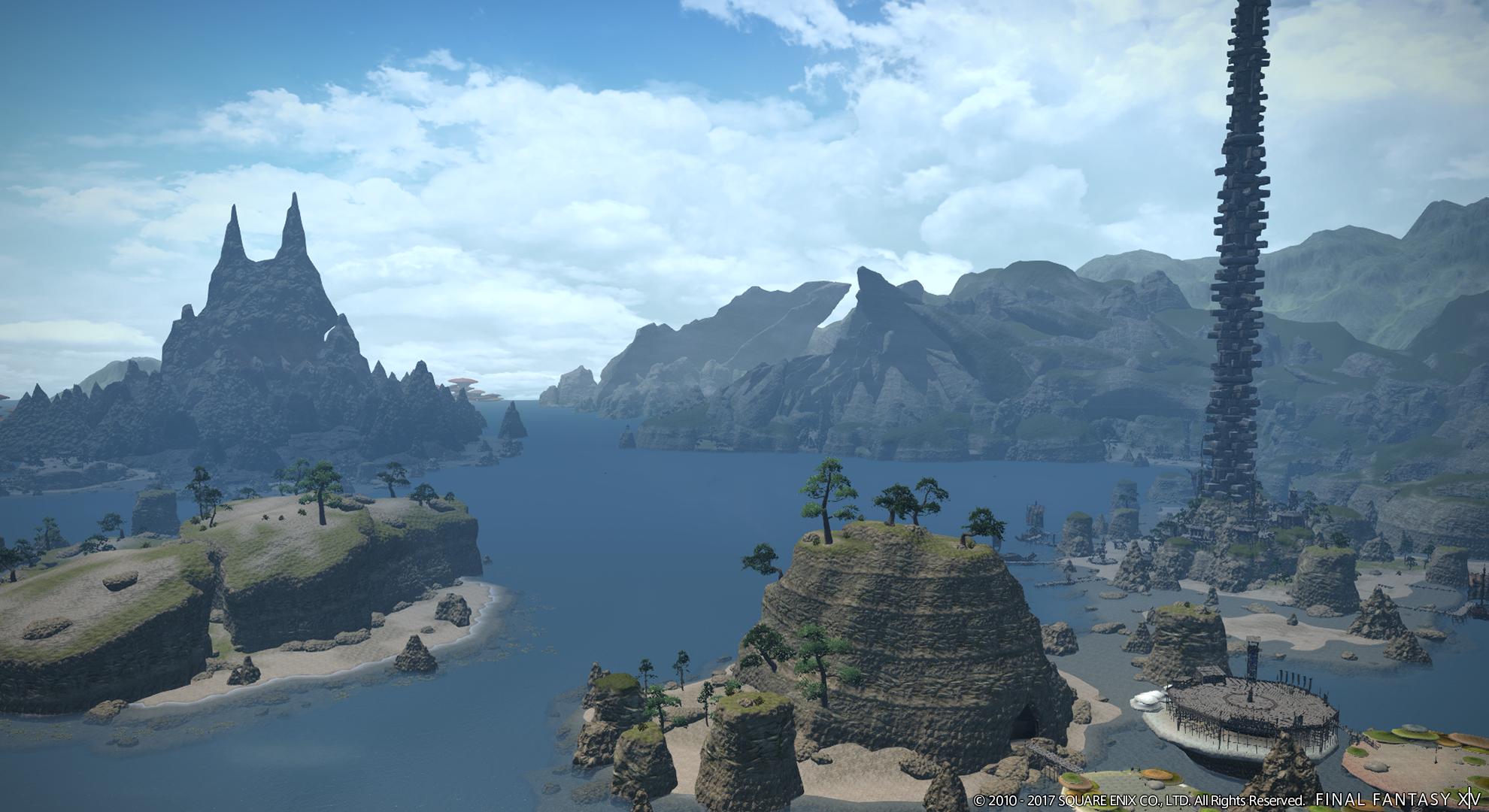Final Fantasy XIV: Stormblood Image 12
