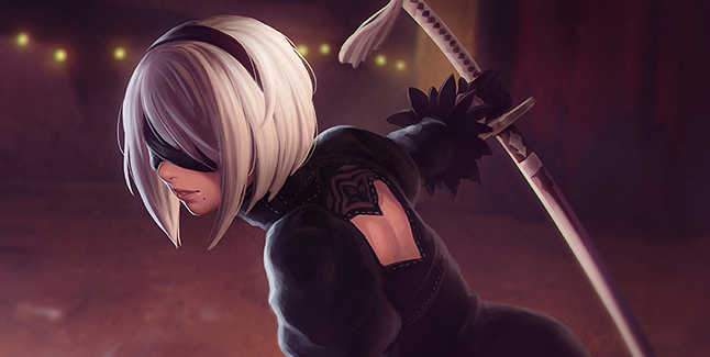 NieR: Automata Fan Art