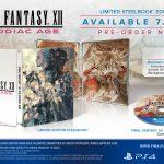 Final Fantasy XII: The Zodiac Age Limited Edition