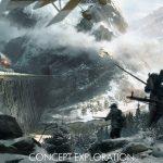 Battlefield Expansion 2 Concept Art