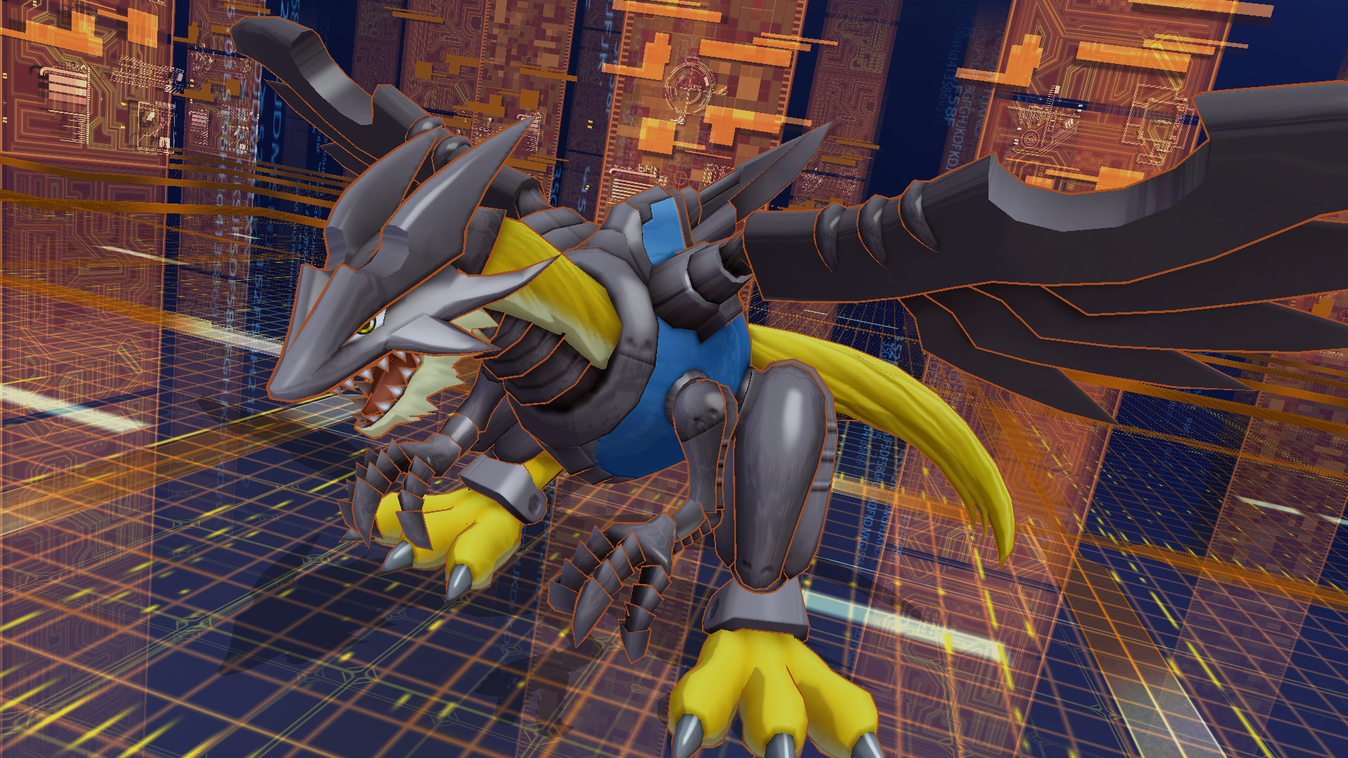 Image result for Digimon story cyber sleuth screen 6