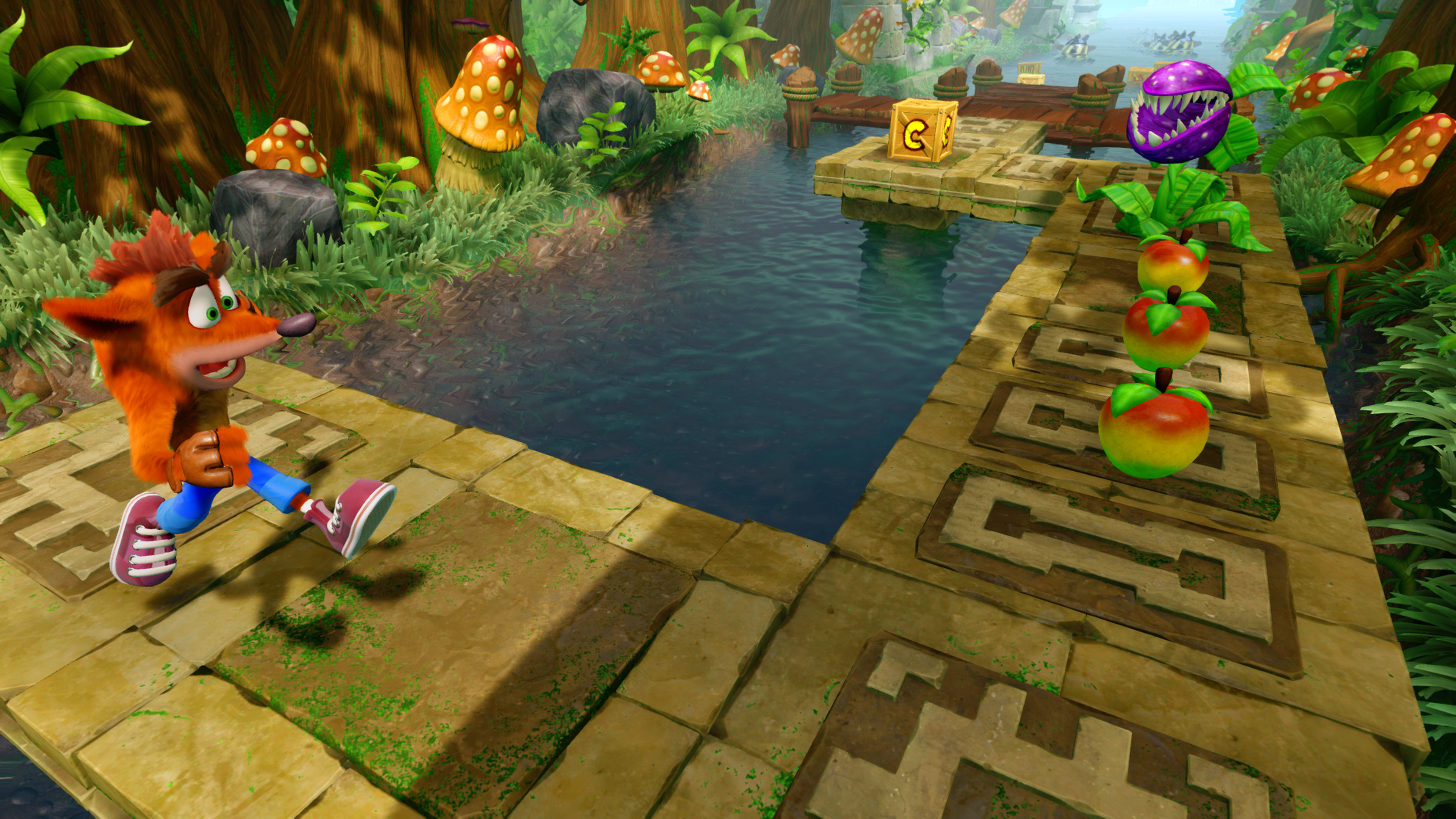 Crash Bandicoot N Sane Trilogy Screen 5