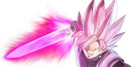 Dragon Ball Xenoverse 2 Goku Black Rose Banner