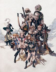 Final Fantasy XIV Art 1