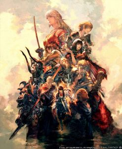 Final Fantasy XIV Art 2