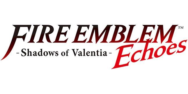 Fire Emblem Echoes Shadows of Valentia Logo