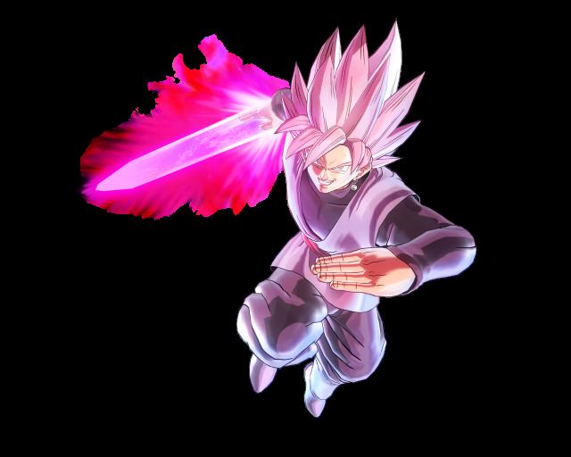 Dragon Ball Xenoverse 2 Dlc Goku Black Rose Render