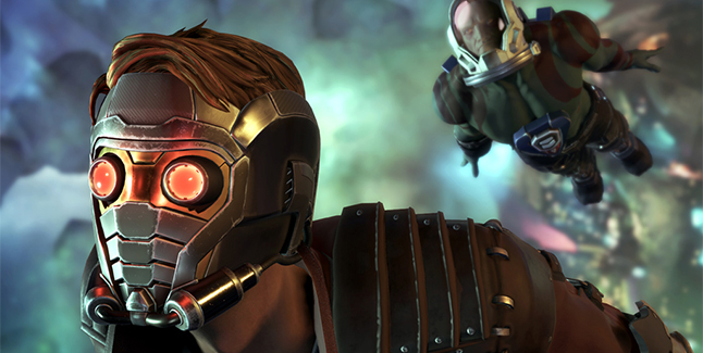 Guardians of the Galaxy The Telltale Series Banner