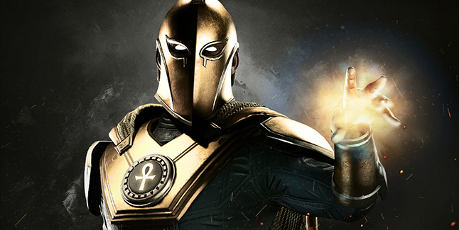 Injustice 2 Doctor Fate Banner