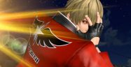 King of Fighters XIV Rock Howard Banner