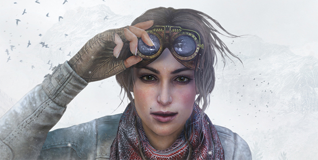 Syberia 3 Kate Banner