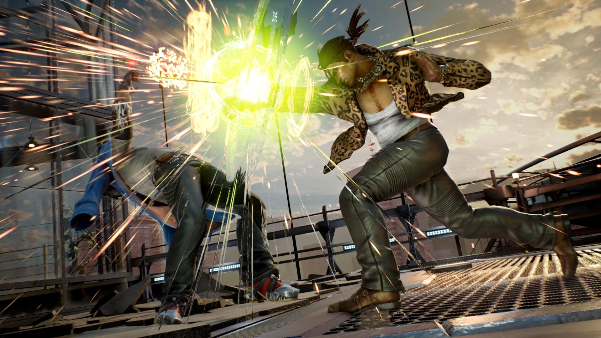 Tekken 7 Eddy Gordo Screen 9