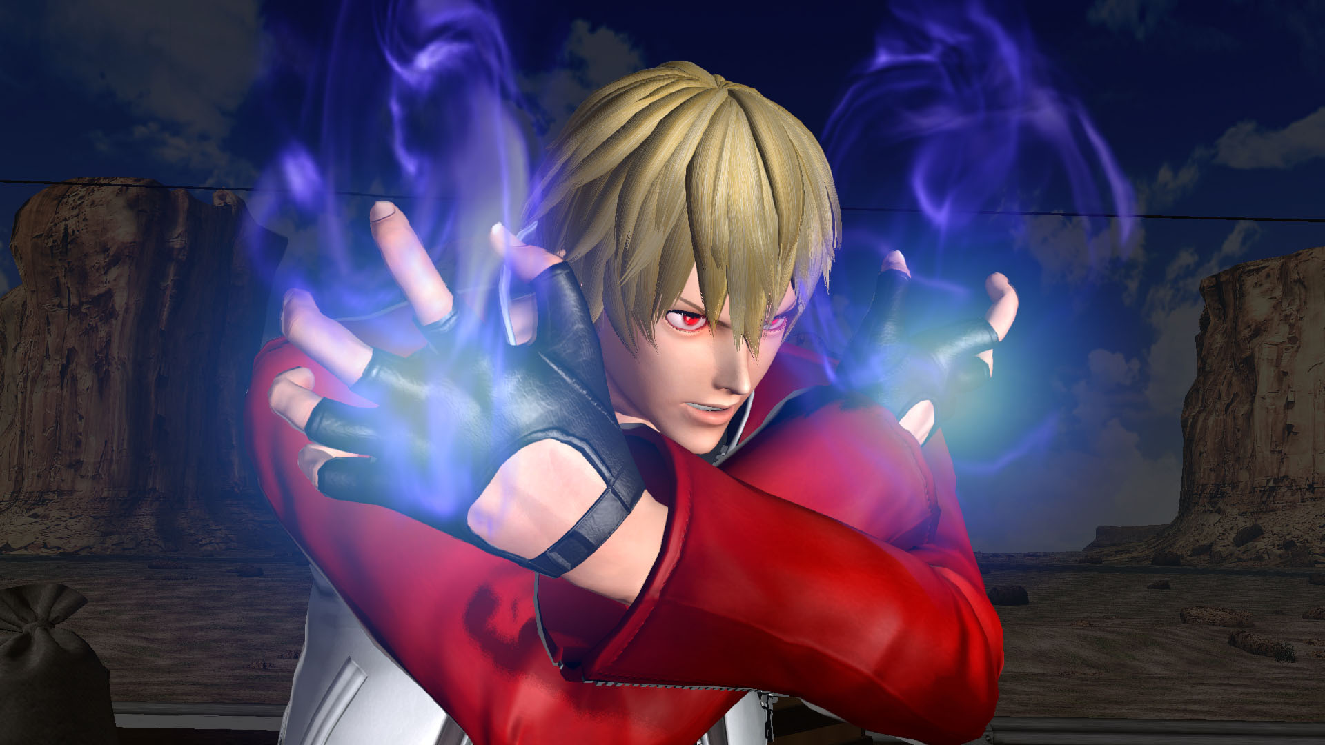 The King Of Fighters Xiv Rock Howard Screen 6 The king of fighters xiv: king of fighters xiv rock howard screen