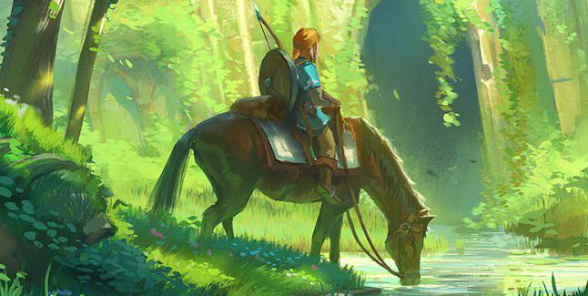 The Legend of Zelda: Breath of the Wild Banner