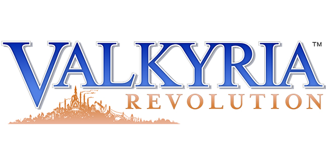 Valkyria Revolution Logo
