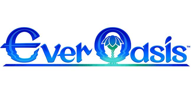Ever Oasis Logo