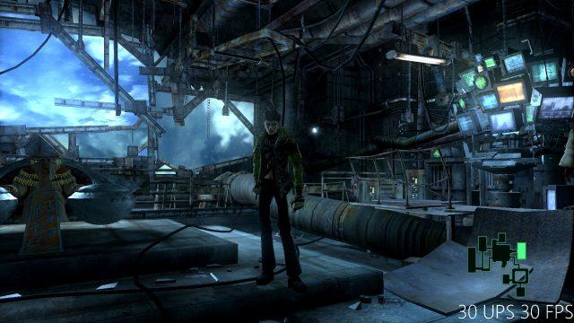 First Screenshot of Phantom Dust Remaster