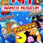 Namco Museum Boxart