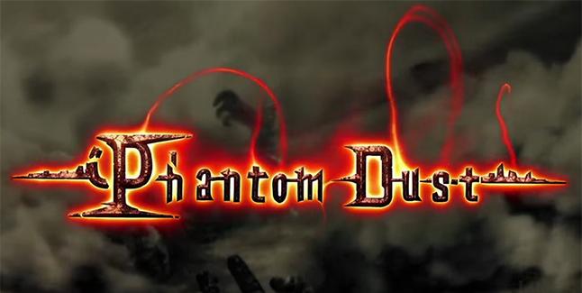 Phantom Dust Remaster Logo
