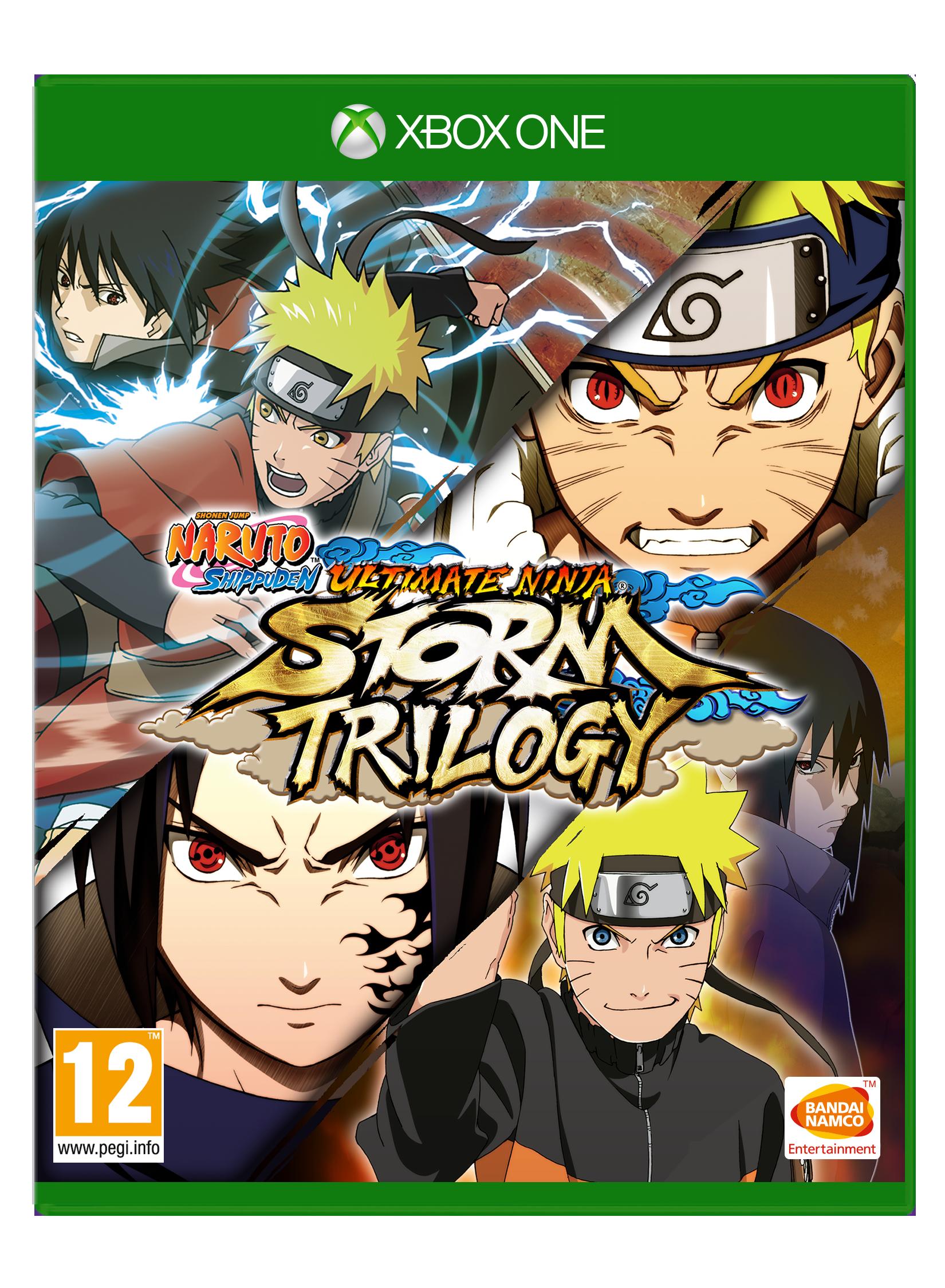 Naruto shippuden: ultimate ninja storm 2 special collectors.