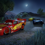 Cars 3: Driven to Win Screen 1