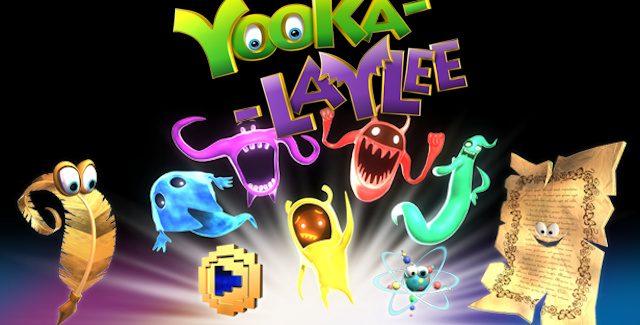 Yooka-Laylee Collectibles