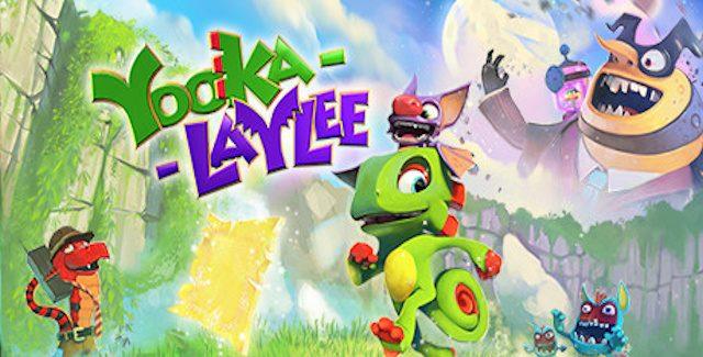 Yooka-Laylee Walkthrough