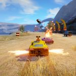 Cars 3: Driven to Win Screen 1