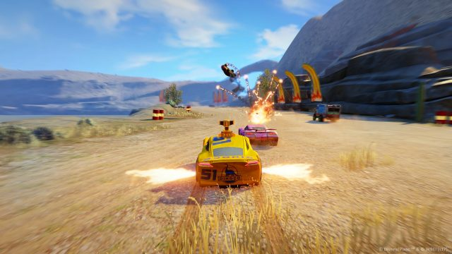 Cars 3 Driven To Win Gameplay Trailer Video Games Blogger