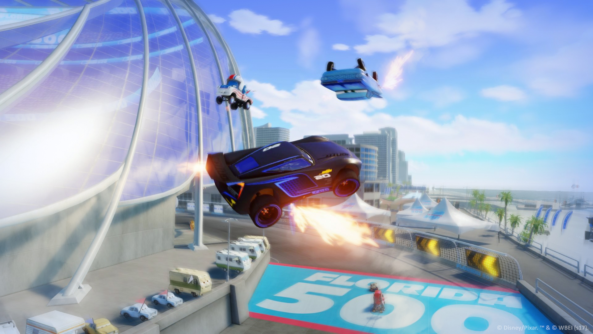 Cars 3 Driven To Win Screen 8