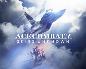 Ace Combat 7 Key Visual