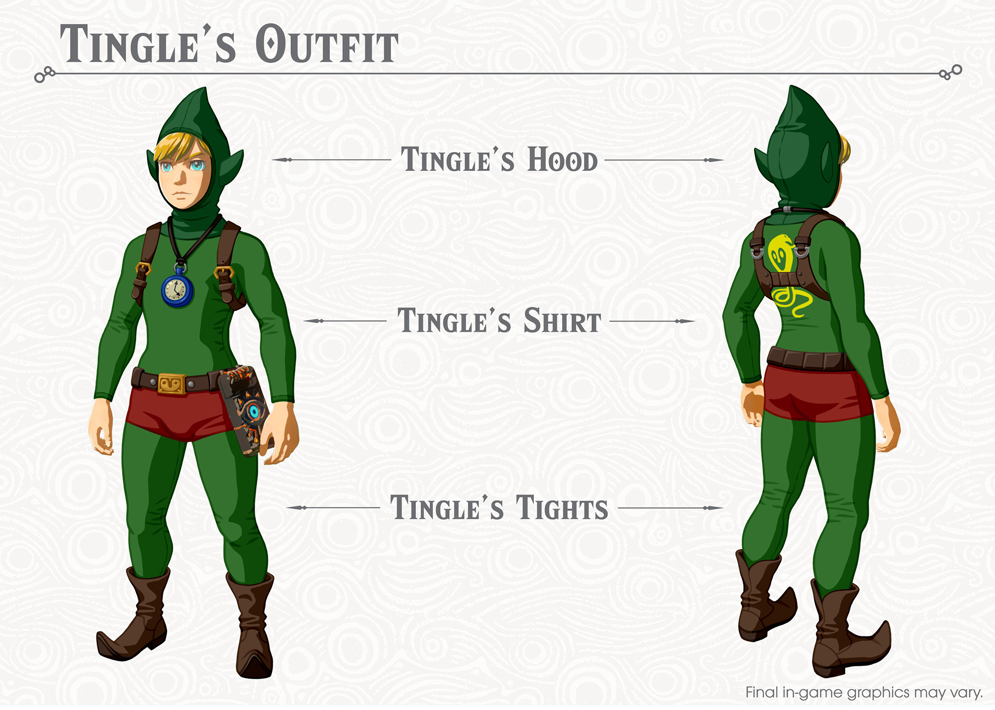The Legend of Zelda Breath of the Wild New Equipment 4