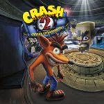 Crash Bandicoot 2: Cortex Strikes Back Cover Art