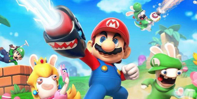Mario + Rabbids Kingdom Battle Banner