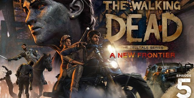 The Walking Dead Game Season 3: Episode 5 Walkthrough