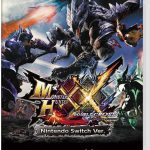 Monster Hunter XX Nintendo Switch Ver. Boxart