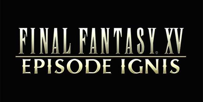 Final Fantasy XV Episode Ignis Logo