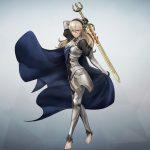 Fire Emblem Warriors Render 2