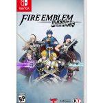 Fire Emblem Warriors Switch Boxart
