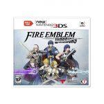 Fire Emblem Warriors 3DS Boxart