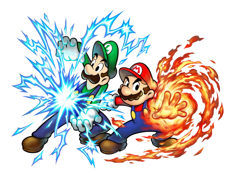 Mario Luigi Superstar Saga Bowser S Minions Art 5