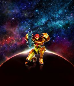 Metroid: Samus Returns Key Visual